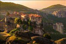 Meteora Holy Monastery of Varlaam